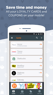 FidMe Loyalty Cards & Deals at Grocery Supermarket- screenshot thumbnail