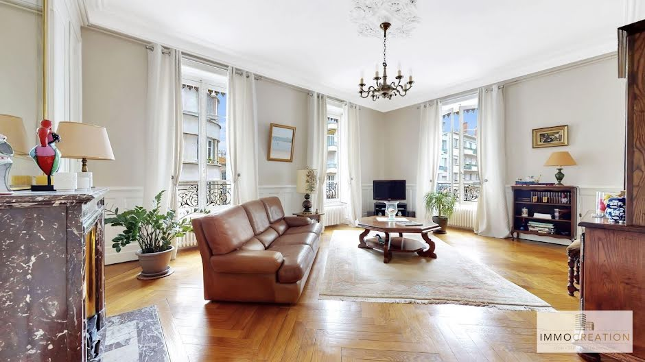 Vente appartement 5 pièces 153 m² à Lyon 6ème (69006), 1 060 000 €