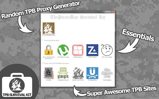 tpb pirate proxy list