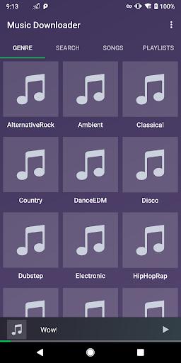 Musicder screenshot 3