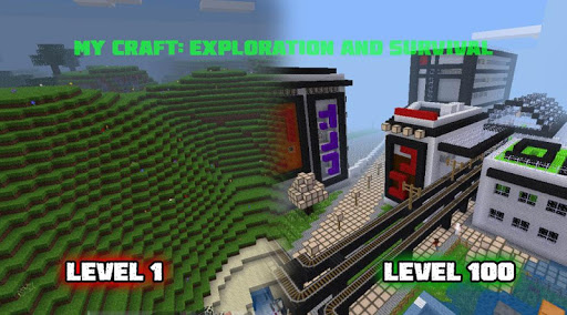 My Craft: Exploration And Survival for PC