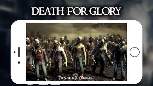 Zombie Vs Amazon Warrior - Frp War Game 1.0.3 screenshots 5