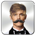 Men Hairstyle Face Changer icon