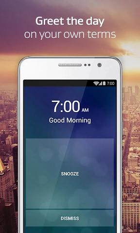 android Alarm Clock Xtreme + Sleep Screenshot 3