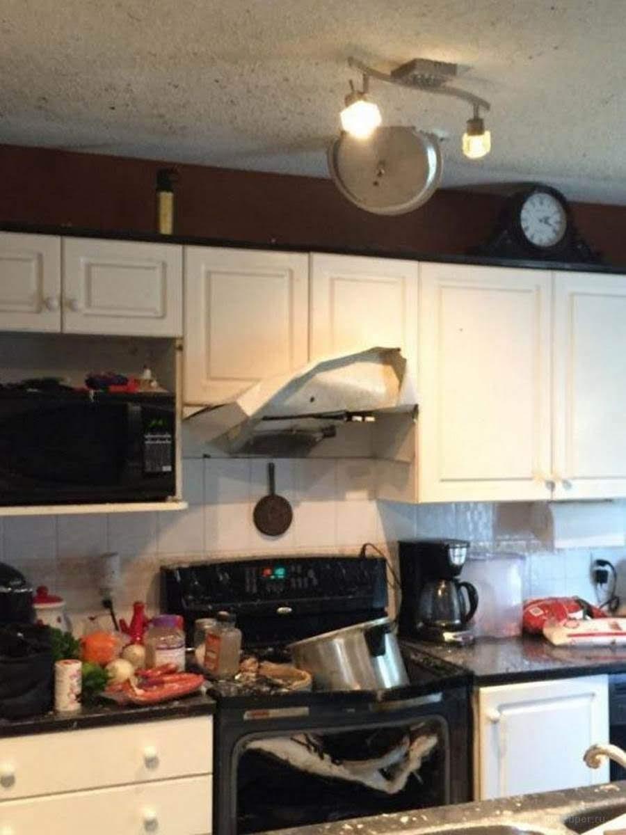 Когда на кухне рукожоп - Всё самое смешное здесь