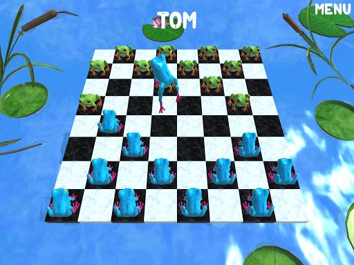 玩免費棋類遊戲APP|下載カエル チェッカー app不用錢|硬是要APP
