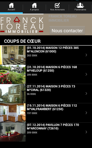 FT immobilier