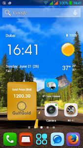 Gold Price Widget screenshot 0