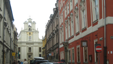 Photo: Streets of Krakow