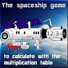 The spaceship game icon