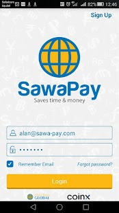 SawaPay - Money to Kenya + Zimbabwe- screenshot thumbnail