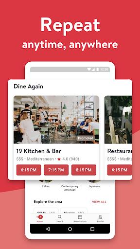 OpenTable: Restaurants Near Me 13.19.1.3396 screenshots 4