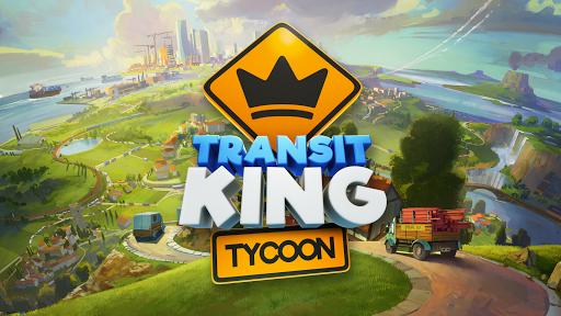Transit King Tycoon - City Tycoon Game apktram screenshots 7