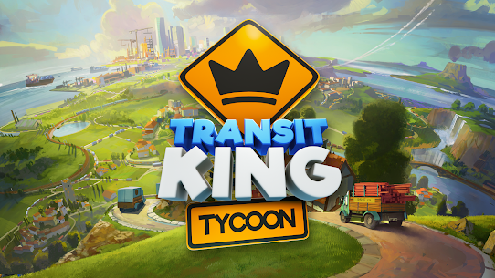 Transit King Tycoon Mod Apk (Free Shopping + Unlimited Money) 3.24 7