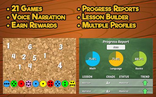Preschool and Kindergarten Learning Games  screenshots 5
