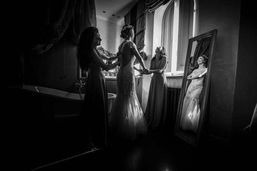 Wedding photographer Massimiliano Magliacca (Magliacca). Photo of 18.10.2018