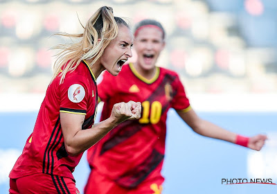 Topavond voor Tessa Wullaert: Flame van de match én ze kreeg haar Gouden Schoen