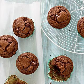 Double Chocolate-Mocha Muffins