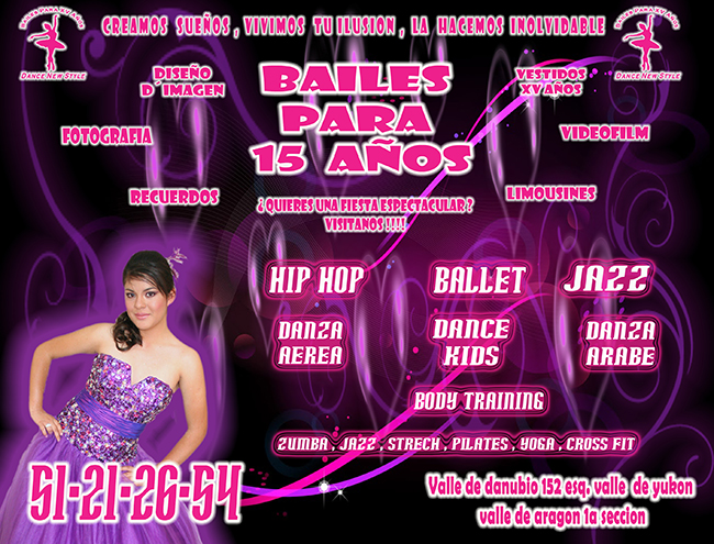 dance new style todo para