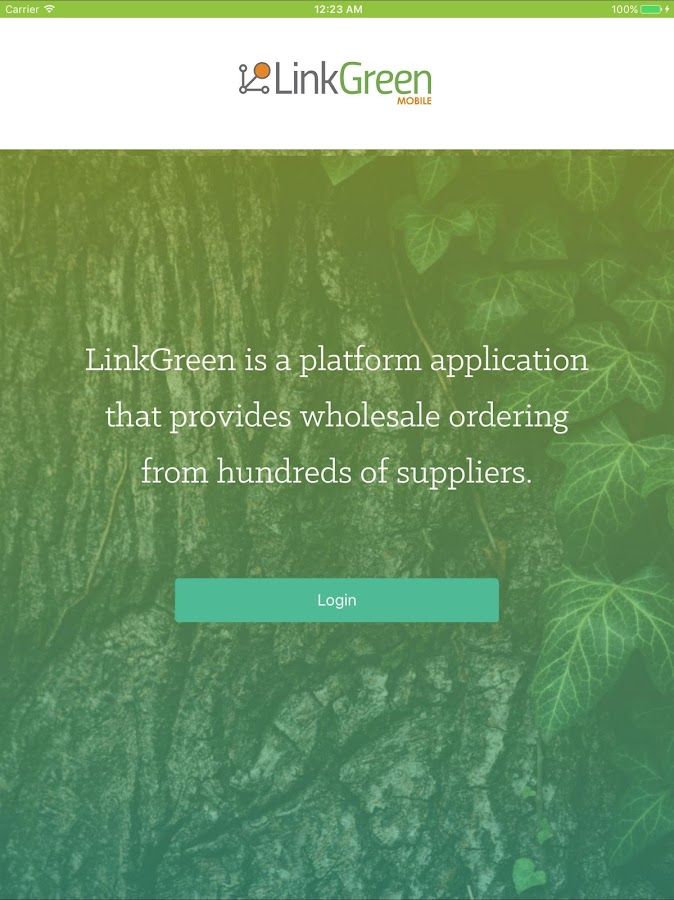 LinkGreen Buyer- screenshot