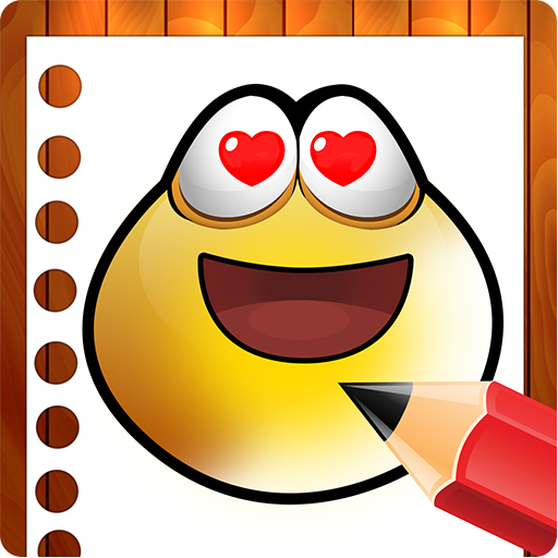 How To Draw a Smile and Sticker