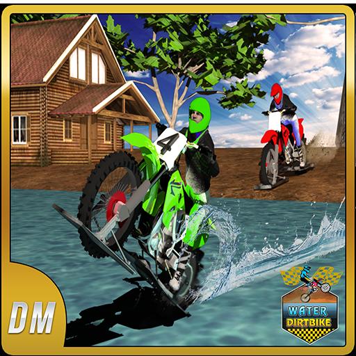 Water Dirt Bike Racing