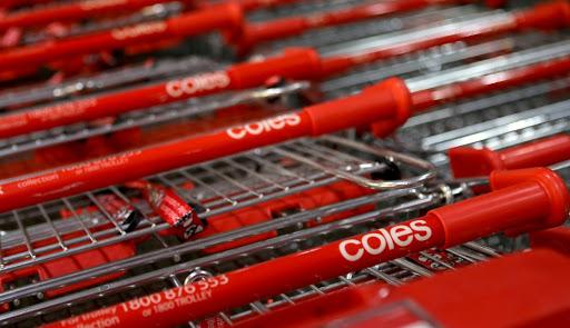 Australian retailer Coles reports jump in online sales