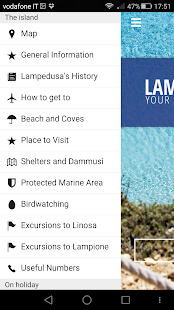 Lampedusa Today App- screenshot thumbnail