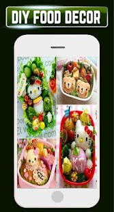 DIY Food Bento Decor Home Lunch Box Ideas Craft HD - náhled
