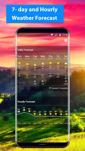 free live weather on screen 16.6.0.6243_50109 screenshots 4