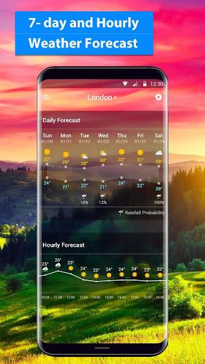 free live weather on screen 16.6.0.6243_50109 screenshots 4