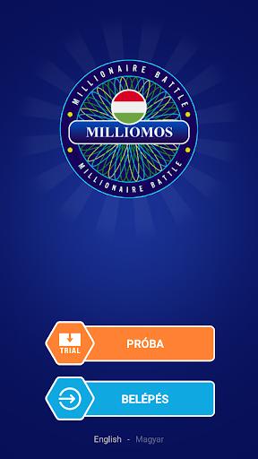Millionaire Hungarian 1.0.0.20180724 screenshots 1