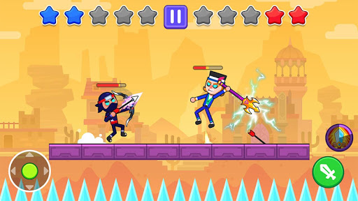 Thrilling Fencing Master screenshot 1