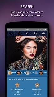 Marshanda Official App - náhled