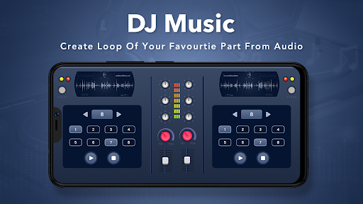 DJ Music Mixer Player : Free Music Mixer screenshot 8