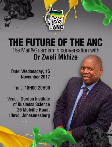 The Future of the ANC with Dr Zweli Mkhize : GIBS Business School