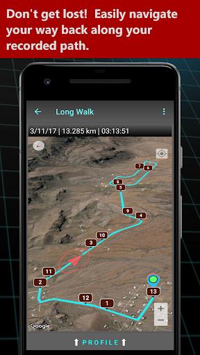 Walking Odometer Pro: GPS Fitness Pedometer screenshots 4
