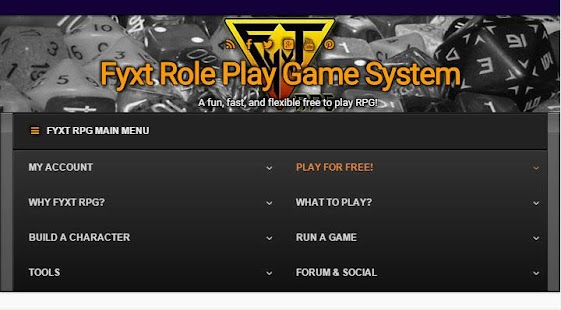 Play the Fyxt RPG for Free- screenshot thumbnail