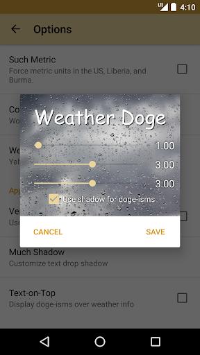玩免費天氣APP|下載Weather Doge app不用錢|硬是要APP