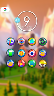 Upcakes - Icon Pack Screenshot