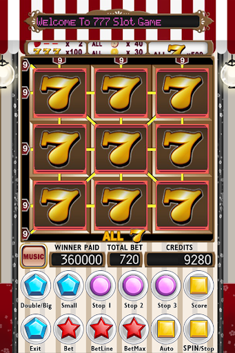 777 Fruit Cake Slot Machine 1.5 screenshots 3