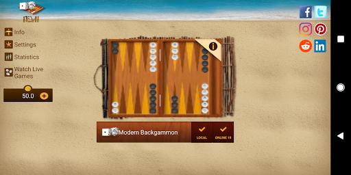 iTavli-All Backgammon games 4.9.2 screenshots 1