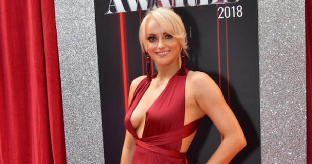 Coronation Street's Katie McGlynn rolls back years with serious storyline