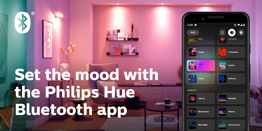 Philips Hue Bluetooth screenshot 1