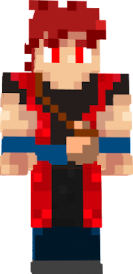 this is the skin of goku xeno trnsformated in ssgss
