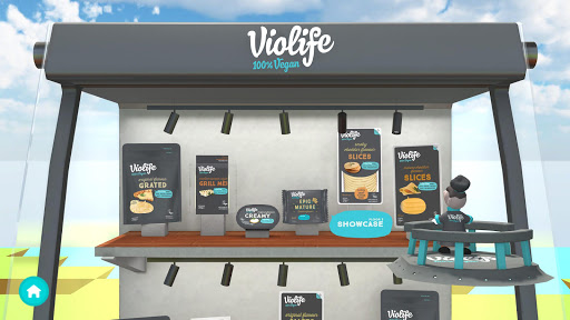Violife launches first ever vegan BBQ game