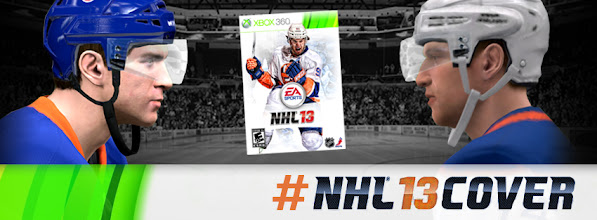 Photo: The Official New York Islanders #NHL13Cover Vote Facebook timeline cover will get the attention of your Facebook friends.