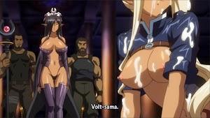 Kuroinu Kedakaki Seijo wa Hakudaku ni Somaru Episode 01