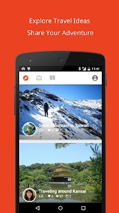 Jourmap: Trip Planner & Blog- screenshot thumbnail