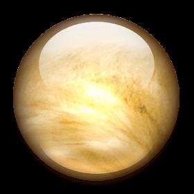 Planet Venus 3D Live Wallpaper
